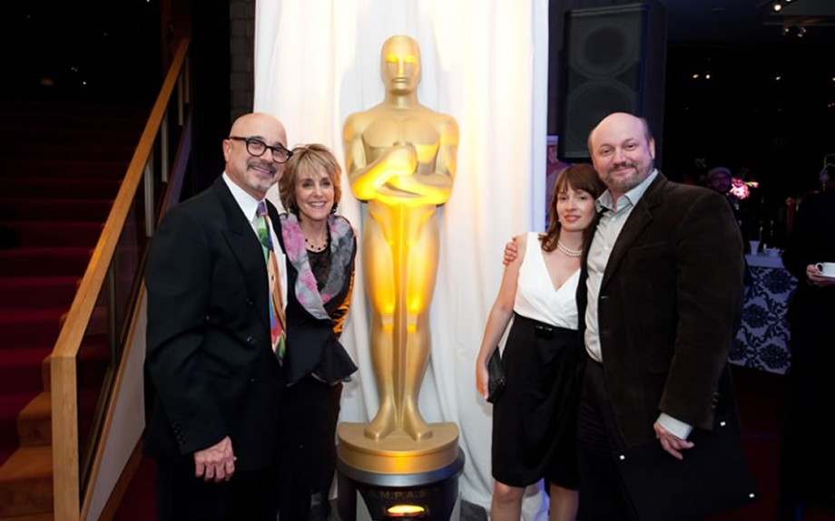At_The_Oscars_with_the_Campanellas