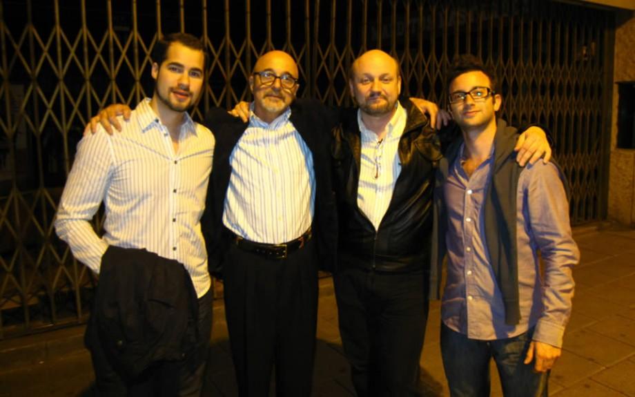 Opening-night-in-Madrid